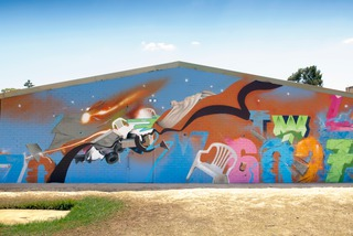 '6027 Project' - Collaboration with Trever Levens. Joondalup, Australia
